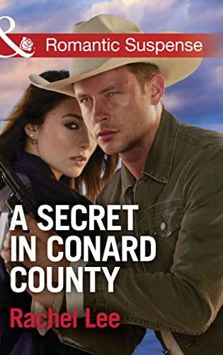 9780263919295: A Secret in Conard County (Mills & Boon Romantic Suspense)