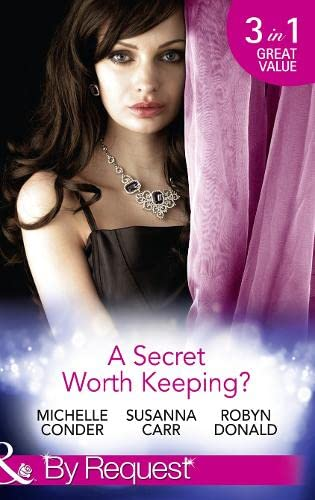 A Secret Worth Keeping? (By Request): Conder, Michelle and