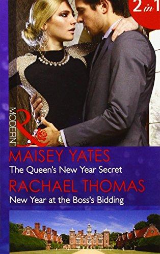 9780263920956: The Queen's New Year Secret (Mills & Boon Modern)