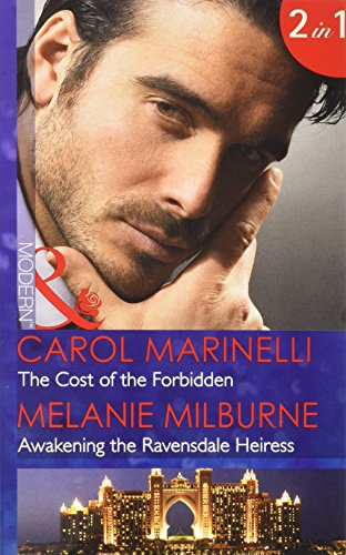 9780263920963: The Cost of the Forbidden (Mills & Boon Modern)