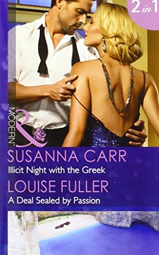 9780263921014: Illicit Night with the Greek