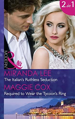 9780263921038: The Italian's Ruthless Seduction