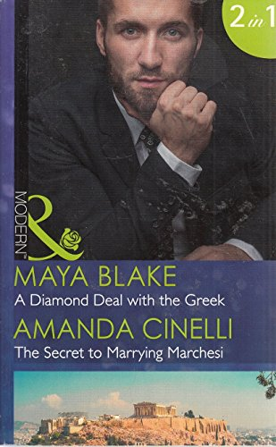 9780263921106: A Diamond Deal with the Greek