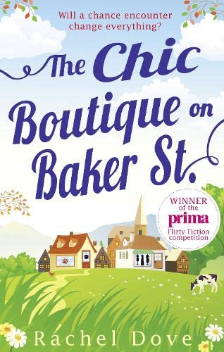 9780263922028: The Chic Boutique On Baker Street