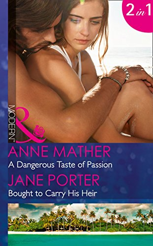9780263925043: A Dangerous Taste of Passion