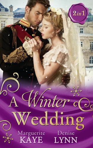 9780263926873: A Winter Wedding