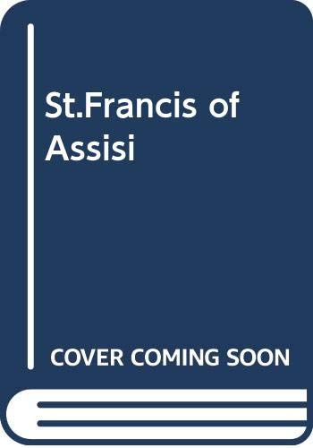 9780264653150: St.Francis of Assisi