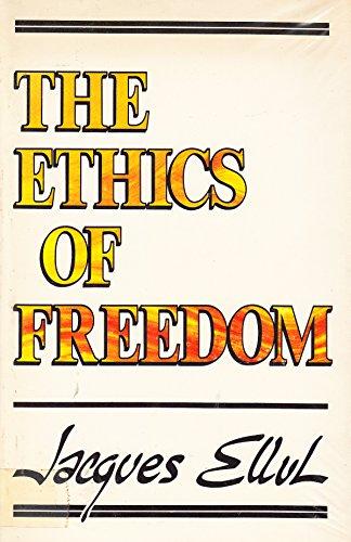 9780264661827: Ethics of Freedom