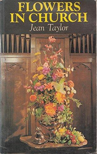 9780264662206: Flowers in Church