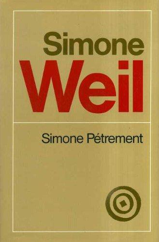 9780264662398: Simone Weil: A Life