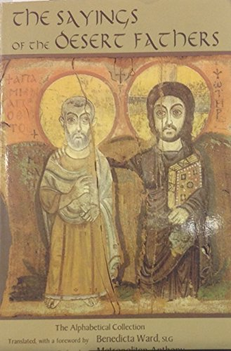 9780264663500: The Sayings of the Desert Fathers (Cistercian Studies Series)