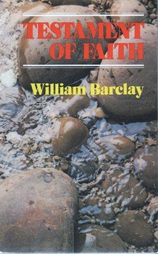 9780264663777: Testament of faith (Mowbray popular Christian paperback)