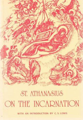 9780264669137: St. Athanasius on the Incarnation (The Treastise De Incarnatione Verbi Dei)