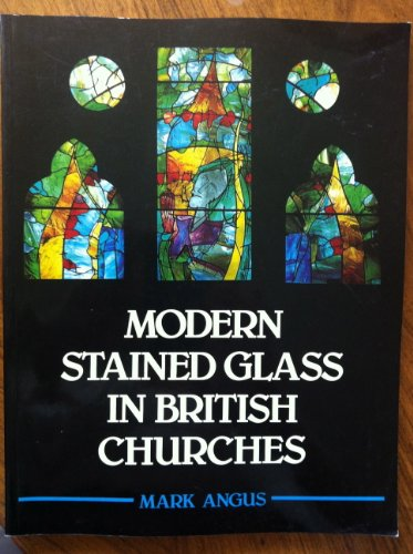 9780264669649: Modern Stained Glass in British Churches