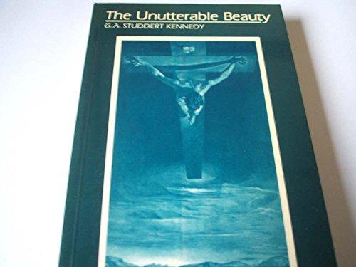 9780264669809: Unutterable Beauty, The
