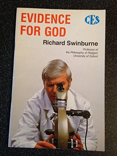 9780264671246: Evidence for God (Christian evidence series of booklets)