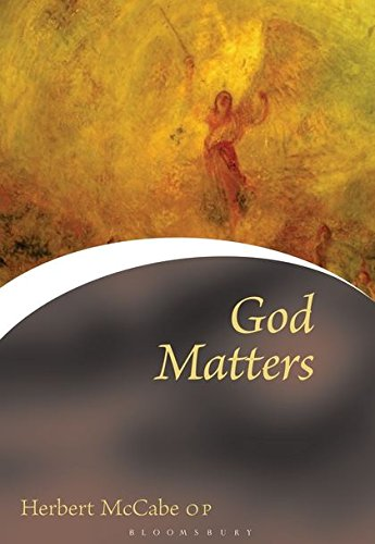 9780264675046: God Matters (Contemporary Christian Insights S.)