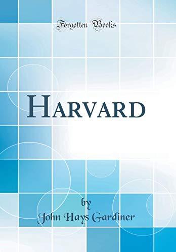 9780266228776: Harvard (Classic Reprint)