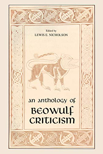 9780268000066: An Anthology of Beowulf Criticism