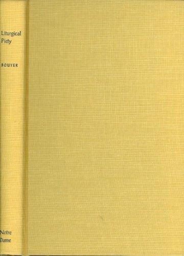 9780268001582: Liturgical Piety