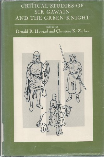 9780268003289: Critical Studies of Sir Gawain and the Green Knight