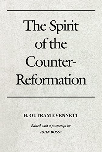 9780268004255: Spirit of the Counter-Reformation, The