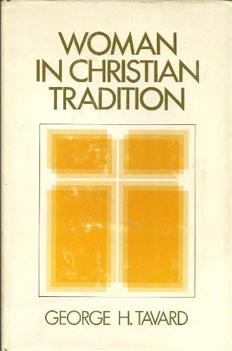 9780268004903: Woman in Christian Tradition