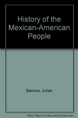 9780268005450: A history of the Mexican-American people