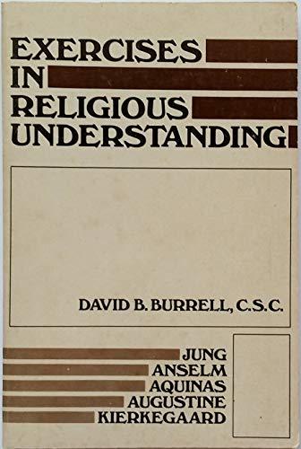 Exercises in Religious Understanding: Burrell, David B.