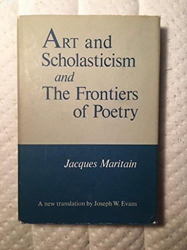 Art and Scholasticism: Maritain