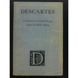 9780268005597: Descartes: a Collection of Critical Essays (Modern Studies in Philosophy)