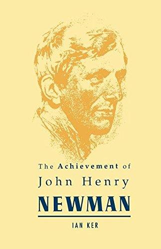 9780268006310: Achievement Of John Henry Newman: Theology