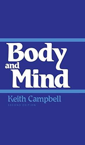 9780268006723: Body and Mind: Second Edition