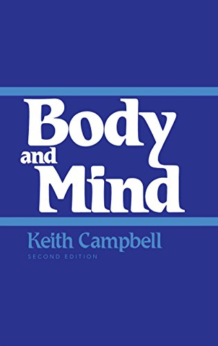 9780268006730: Body and Mind: Second Edition