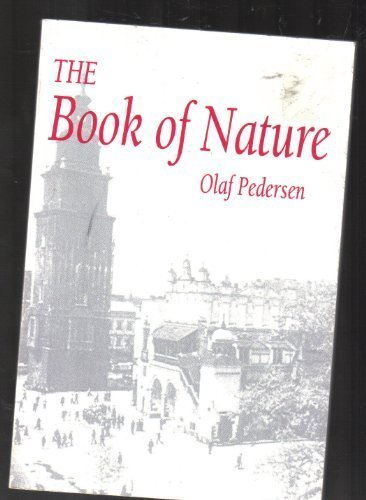9780268006907: The Book of Nature