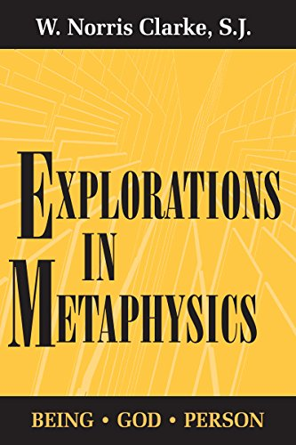 9780268006976: Explorations in Metaphysics: Geing-God-Person