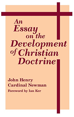 9780268009212: An Essay On Development Of Christian Doctrine (Notre Dame Series in the Great Books, No 4)