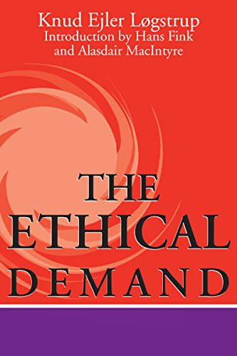 9780268009342: The Ethical Demand