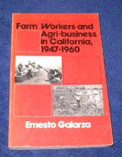 9780268009427: Farm Workers and Agri-business in California, 1947-60