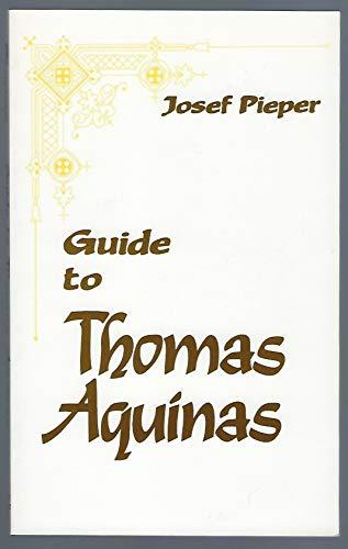 9780268010133: Guide to Thomas Aquinas