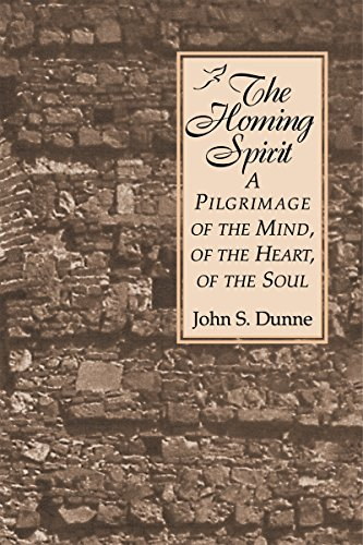 9780268011123: The Homing Spirit: A Pilgrimage of the Mind, of the Heart, of the Soul