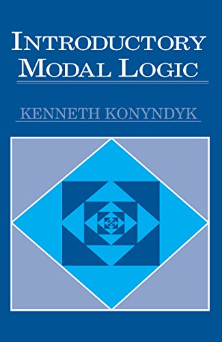 9780268011598: Introductory Modal Logic
