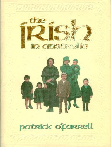 9780268011642: The Irish in Australia