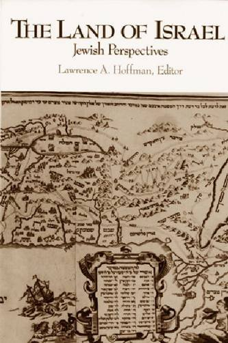 9780268012809: The Land of Israel: Jewish Perspectives (STUDIES IN JUDAISM AND CHRISTIANITY IN ANTIQUITY)