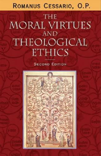 9780268013899: Moral Virtues Theological Ethics: Theology