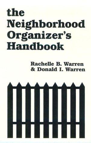 9780268014483: Neighborhood Organizers Handbook