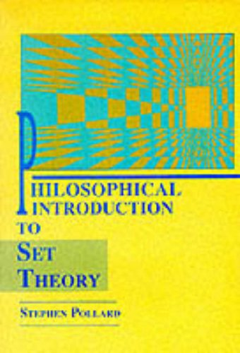 9780268015855: Philosophical Introduction to Set Theory