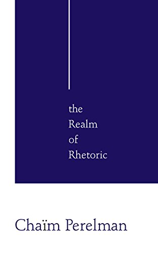 9780268016043: Realm of Rhetoric, The