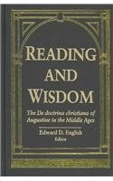 9780268016500: Reading and Wisdom: The De doctrina christiana of Augustine in the Middle Ages (ND Conf Medieval Studies)