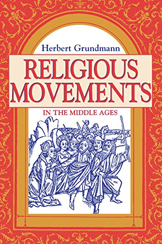9780268016531: Religious Movements Middle Ages